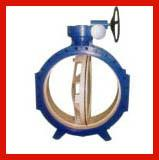 Buy cheap Large Diameter DN2000 Water Butterfly Valves For Oil , Gas , Acid from wholesalers