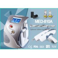 Buy cheap 1600mJ ND YAG Laser Machine For Tattoo Removal / Pigment Reduction / Spot Removal from wholesalers