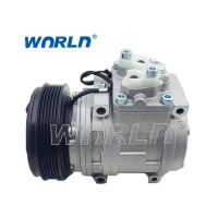 Buy cheap Auto AC Compressor For JMC 10PA15C 6PK 12V Air Conditioner pumps from wholesalers