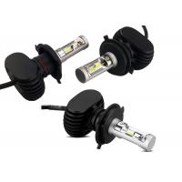 Buy cheap Auto Styling S1 H4 9003 HB2 Led Head Lamp 50W LED Headlights 8000LM Car Lamp 6500K Auto Bulb from wholesalers