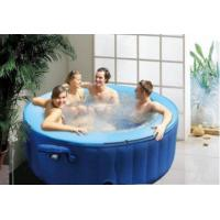 Buy cheap Inflatable Bubble Spa product