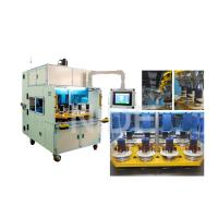 Reliable Stator Winding Machine , Automatic Coil Winder Eight Working Stations Manufactures