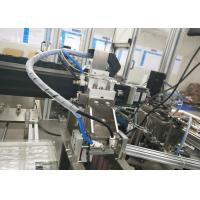 ISO Certificate Auto Assembly Machine , Hose Clamp Manufacturing Machine