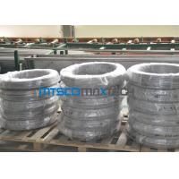 Buy cheap Chemical Industry Duplex Steel Tube Coiled Pipe S31803 ASTM A789 / A790 from wholesalers