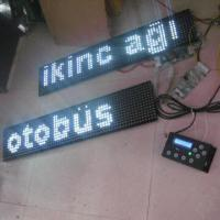 LED display with MT-announcer bus station Manufactures