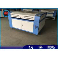 Buy cheap Sealed Co2 Glass Tube Small Wood Laser Cutting Machine 60w Taiwan Hiwin Guide Rail from wholesalers