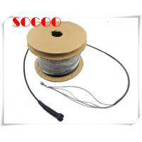 Buy cheap LSZH Jacket CPRI Fiber Cable Waterproof With PDLC DLC FTTA Connector from wholesalers