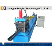 Buy cheap C Channel SteelPurlin Roll Forming Machine For Pre-Engineering House from wholesalers