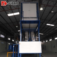 Buy cheap Automatic 3000pcs/H 240mm Medical Glove Making Machine from wholesalers