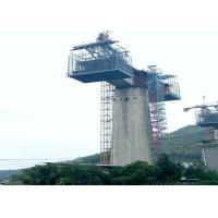 Buy cheap Steady flexible Bridge Formwork Systems Permanent Construction Steel from wholesalers