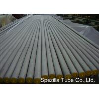 Buy cheap ASTM A213 Round Seamless Stainless Steel Tube TP316/316L Bright Annealed from wholesalers
