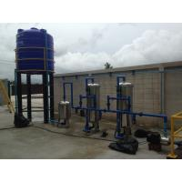 Buy cheap Professional Double Stage Plastic Waste Recycling Plant For Water Treatment from wholesalers