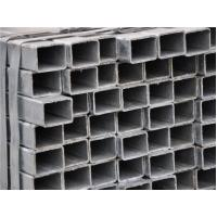 Buy cheap Q195 - Q345B , Q345D Rectangular Steel Tube / RHS Mild Steel ERW Carbon Tube For Structure from wholesalers