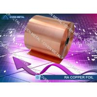 Buy cheap 1oz 1290mm Civen FCCL Electrolytic Copper Foil For Conduct Electricity from wholesalers