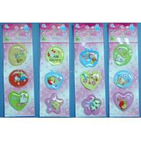 Buy cheap round clear epoxy sticker from wholesalers