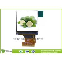 Buy cheap 1.3mm Pin Pitch Small LCD Screen Square Display 1.44 Inch 128*128 TFT Panel from wholesalers