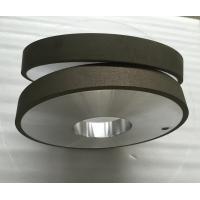 Wholesale Resin Bonded Metal Bond Diamond Wheel , Polishing Flat Diamond Grinding Wheels from china suppliers