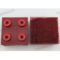 Buy cheap Red 90 * 95 mm Auto Cutter Nylon  Bristle for Lectra VT5000 / 7000 cutter from wholesalers