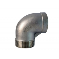 Buy cheap ISO 9001 Cast Iron 90 Bend Pipe Fitting , 150LB Carbon Steel Socket Weld Fittings from wholesalers