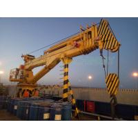 Buy cheap Industrial Marine Crane , Pedestal Crane With ABS Class And Advanced Components from wholesalers