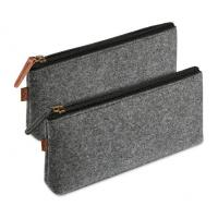 Buy cheap Funky Big Zipper Pencil Bag Case Childrens Premium Cloth Pencil Pouch from wholesalers