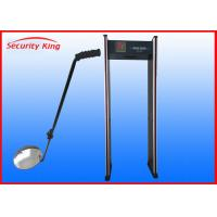 Buy cheap 6 Zones Walk Through Security Metal Detectors For Concealed Weapon XST-A2 from wholesalers