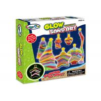 Buy cheap Educational DIY Glow Sand Arts And Crafts Toys / Children Learning Kits W / Bottles product