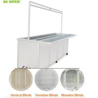 Buy cheap Fast Speed Industrial Ultrasonic Washing Machine For Wood / Vertical Blinds Remove from wholesalers