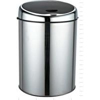 Buy cheap Household Products Stainless Steel Sensor Dustbin 9L , Hotel Kitchen Cabinet from wholesalers