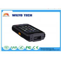Buy cheap WR9 4.3 Inch Unlocked Touch Screen Cell phones Rfid Reader Dual Core from wholesalers
