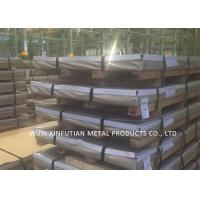 Buy cheap 409L Metal Bright 2B Cold Rolled Stainless Steel Sheet for Exhaust System from wholesalers