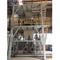 Buy cheap 5 - 8 T/H Semi Auto Dry Mix Plant Energy Saving For AAC Jointing Mortar from wholesalers
