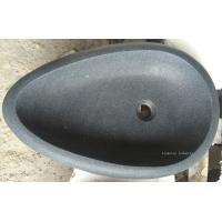 Wholesale Natural Padang Grey Granite Vessel Sink from china suppliers