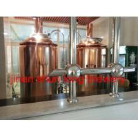 5bbl beer brewery machine 600l draft beer machine for 3 years warranty time Manufactures