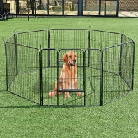 Buy cheap Outdoor Multi Shape 80*60cm Metal Puppy Pen from wholesalers