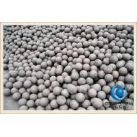 ISO9001 , SGS Proved forged steel balls hot Rolling Steel Balls for ball mill Manufactures