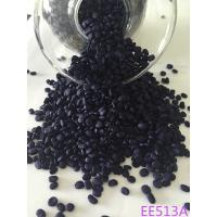 Blue Rubber Plastic Masterbatch 10% - 50% Pigment Content For Knitted Fabric Manufactures