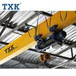Buy cheap Electric Hoist 5 Ton Overhead Crane / Single Girder Industrial Overhead Crane from wholesalers