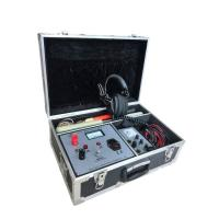 Buy cheap Power Cable Pipeline Underground Cable Fault Distance Locator Cable Fault Locating System from wholesalers