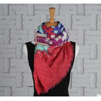 Buy cheap Custom-Made Silk Cashmere Scarf from wholesalers