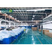 Buy cheap Disposable Face Mask 3 Layer In White And Blue for Civil Use by spunbond and melt-blown nonwoven fabric from wholesalers