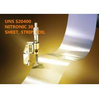 Buy cheap UNS S20400 / Nitronic 30 SS Special Alloys For Automotive With Excellent Fabricability from wholesalers