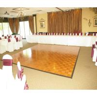Buy cheap Outdoor Event Show Dance Floor Plywood Wood Flooring Supplier from wholesalers