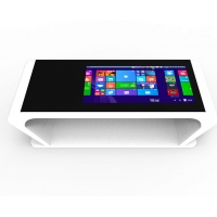 Buy cheap 43inch Interactive LCD Touch Table USB Multi-Touch Screen Monitor All in One PC from wholesalers