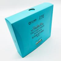 Buy cheap Drawer Style Paper Box Garment Cardboard Boxes For HealthCare Product from wholesalers