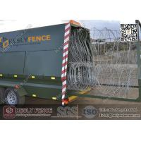 Buy cheap Razor Wire Rapid Deployment System from wholesalers