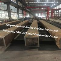 Buy cheap Heavy Box Type Structural Steel Construction , Steel Frame House Construction For Urban Large Commercial Complex from wholesalers