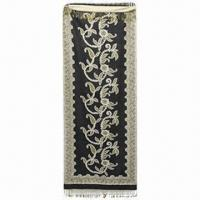 Wholesale Fashionable Pashmina Shawl, 2009 Design, Tassel Measures 4 Inches from china suppliers