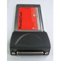 Buy cheap FY4108 PCMCIA Parallel Lan Card,  Cardbus USB2.0 Adapter with USB 1.1 CHC11.5 Mbps from wholesalers