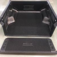 Buy cheap 100% Tested Removable Truck Bed Liner Cover Nude Packing For Hilux Vigo Revo from wholesalers